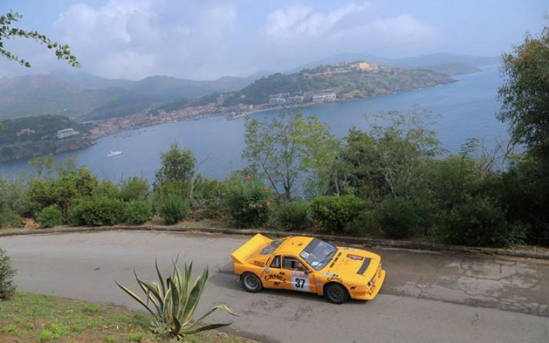 Percorso e programma del 27° Rallye Elba Storico-Trofeo Locman Italy