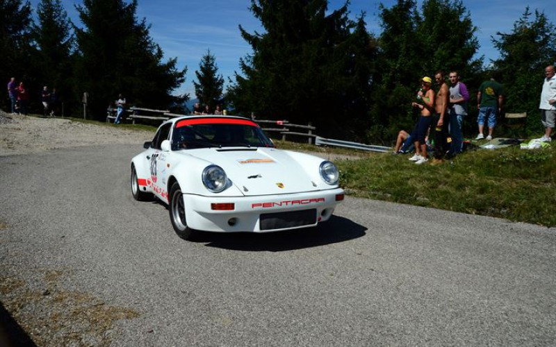 I venti anni del Rally Alpi Orientali Historic