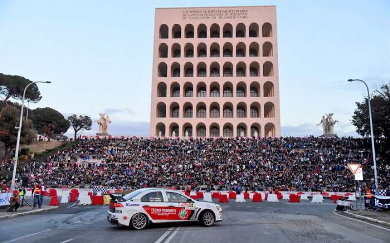 Roma Capitale dei Rallies