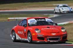 Passuti-Goldstein (Porsche 997), una vittoria in gara-2 conquistata con i denti