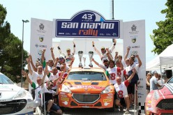 43° San Marino Rally: Doppietta Peugeot e titolo Junior