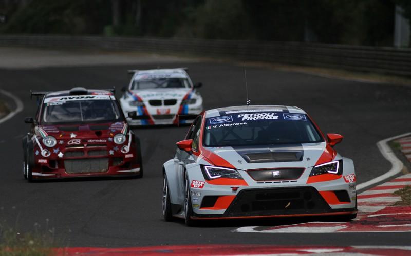 Il sesto Aci Racing Weekend si chiude nel segno dello spettacolo a Pergusa