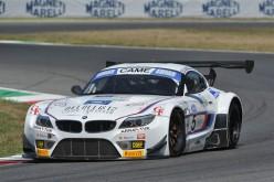 Comandini-Gagliardini (BMW) in GT3 e Maino-Selva (Porsche) in GT Cup, splendide vittorie in gara-2