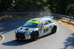 Dominio della Citroën DS3 R5 di Procar Motorsport alla 50^ Coppa Città di Lucca