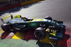 Peccenini-bis in F.Renault 2.0 Nec al Nurburgring