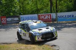 Quarto posto per la Citroën DS3 R5 di Procar Motorsport al Casentino