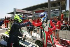 Italian F.4 Championship: Ralf Aron senza rivali in gara 1