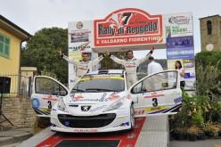 Novità' in arrivo per l'ottavo Rally di Reggello e Valdarno Fiorentino