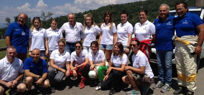 "Concluso il 1° Stage ""Donne nel Cross Country"""
