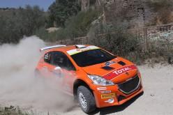 Al 43° San Marino Rally vincono Paolo Andreucci e Anna Andreussi su Peugeot 208 T16 R5