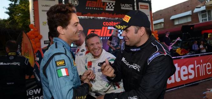 Un apripista mondiale al 3° Rally di Roma Capitale: Lorenzo Bertelli