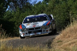 Marco Bianchini e Giancarlo Rossini vincono il Rally Due Valli Historic
