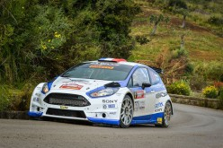 Chardonnet e Ford Racing pronti per il Rally San Marino
