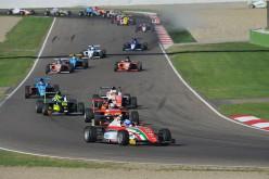 Sull'autodromo toscano la quarta tappa del Campionato F.4