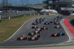 Italian F.4 Championship: Aron fa sua anche gara 3 e allunga in campionato