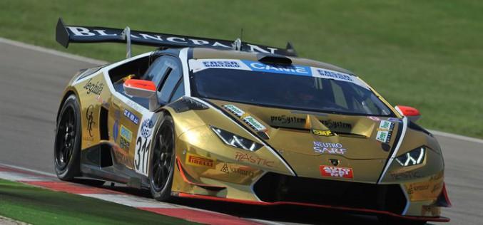 Anche al Mugello le Lamborghini Huracan saranno tra le protagoniste del Campionato Italiano Gran Turismo