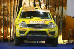 Suzuki a San Marino per confermare la leadership nel Cross Country Rallies 2015