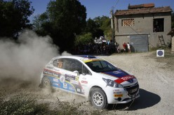 A San Marino Tassone porta a Pirelli il primo titolo tricolore rally 2015