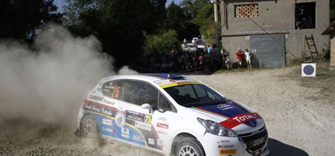 Michele Tassone torna da protagonista nel Campionato Italiano Rally 2016
