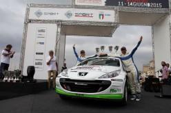 Power Car team: tre stelle per puntare in alto