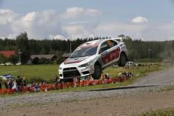 Missione compiuta, per Max Rendina al Rally di Finlandia