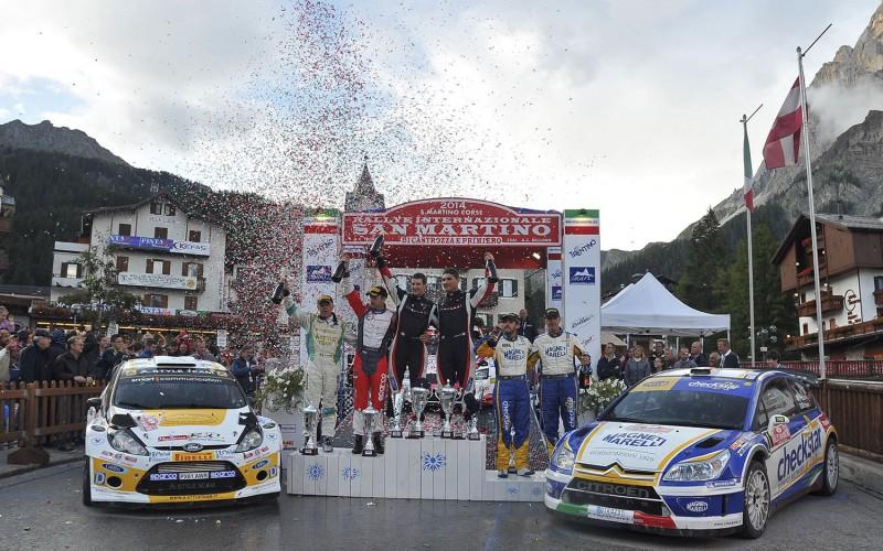 Numeri da record per Il 3° Rally San Martino Di Castrozza e Primiero