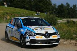 Luca Rossetti ipoteca il titolo del Trofeo Clio R3T Produzione al termine del 51° Rally del Friuli