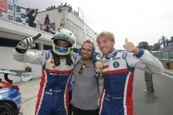 Frassineti-Beretta (Ferrari 458 Italia), vittoria in gara-2 e ancora leadership del campionato