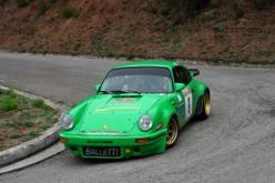 Balletti Motorsport con cinque gli equipaggi all'Elba