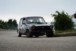 Trofeo A112 Abarth: 17 equipaggi all'Elba