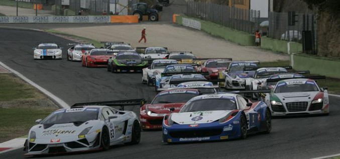 A Misano il penultimo round stagionale del Campionato Italiano Gran Turismo