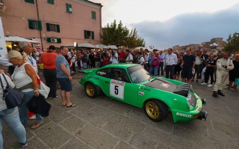 Balletti Motorsport di ritorno dall'Elba
