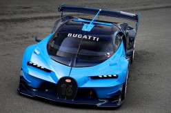 Presentata la Bugatti Vision Gran Turismo: una vera e propria scultura automobilistica realizzata in collaborazione con Dallara