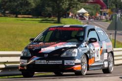 Magliona Motorsport da podio europeo con Cossu a Bistrica