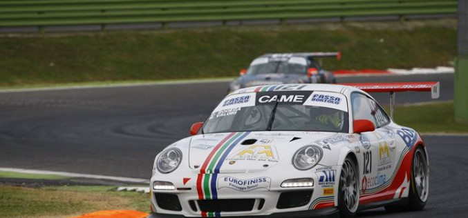 Bodega-Geraci (Drive Technology Italia) e Valori De Castro (Ebimotors) pronti a scendere in pista a Misano
