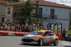 8° Rally di Reggello e Valdarno Fiorentino, vincono Gianesini e Bergonzi