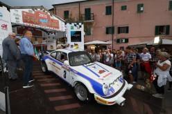 Guagliardo e Granata vincono il 27 Rallye Elba Storico