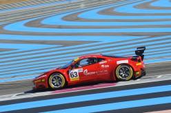 Un problema tecnico tradisce Giorgio Roda mentre era in testa alla 4 ore di Le Castellet