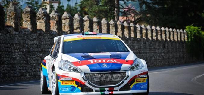 Paolo Andreucci suona la nona: Campionato italiano Rally 2015