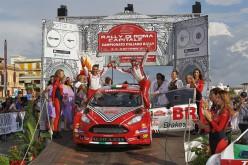 BRC sfiora la vittoria al Rally di Roma Capitale