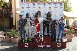 Trofeo A112 Abarth: rispunta Sisani al Rallye Elba Storico
