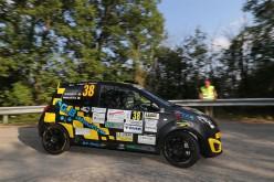 Corinne Federighi vince il titolo femminile nel Campionato italiano Rally
