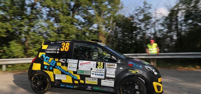 Il Campionato Italiano Rally si colora di rosa
