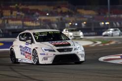 """Conferme per Lorenzo Veglia a Singapore: il torinese mantiene la """"top ten"""" nel TCR Series"""