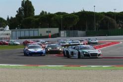 Mapelli-Amici (Audi R8 LMS), dopo tanta sfortuna finalmente una bella vittoria