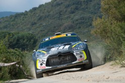 Michelini e Perna primi di classe al 21° Rally Valli Cuneesi
