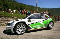 Scandola-D'Amore in Slovenia al Rally Nova Gorica 2015