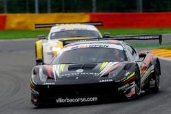 Villorba Corse in rimonta con Balzan-Benucci a Spa