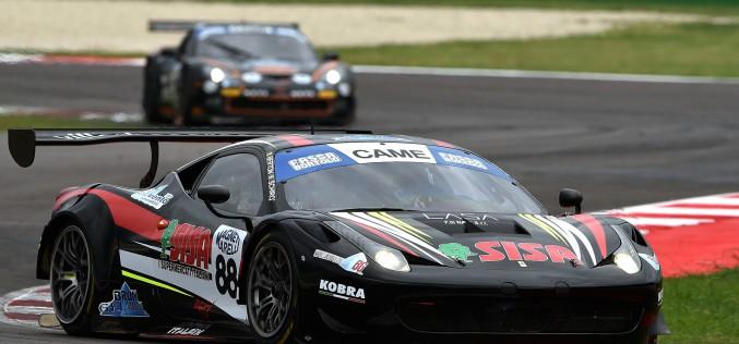 Super podio per Villorba Corse con Berton-Schirò a Misano