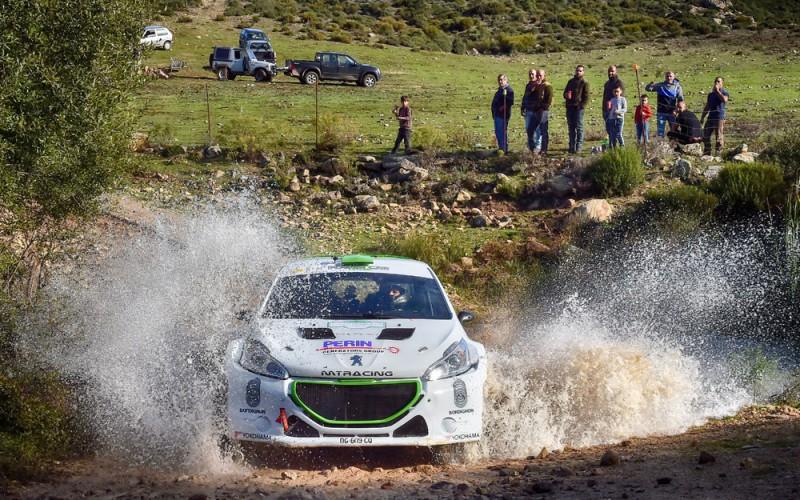Ecco il calendario del Trofeo Rally Terra 2016